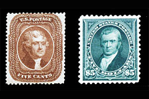 United States Stamps Collectible Classic And Modern