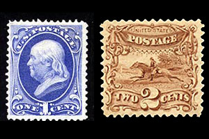 Mint Definitive Regular Issue Stamps
